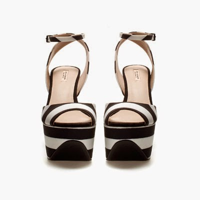 Zara wedges