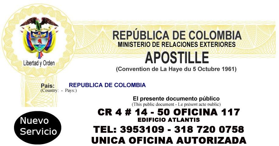 Buscas apostillar en cali tel 3187200758 asesorate ya for Oficinas dhl colombia