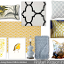 E-Design Board: Soft Gray + Citrine