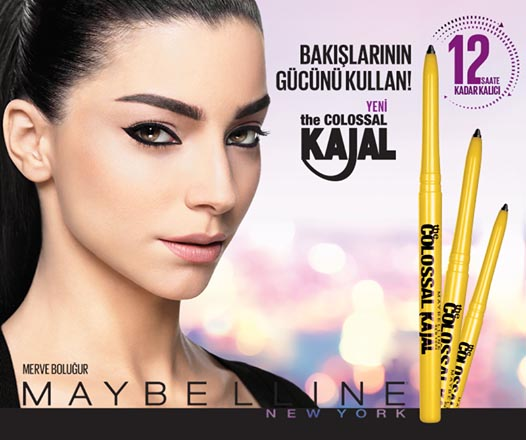 Maybelline The Colossal Kajal
