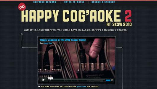 Happy Cog'aoke