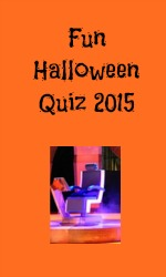 Halloween Quiz 2015 - Answers