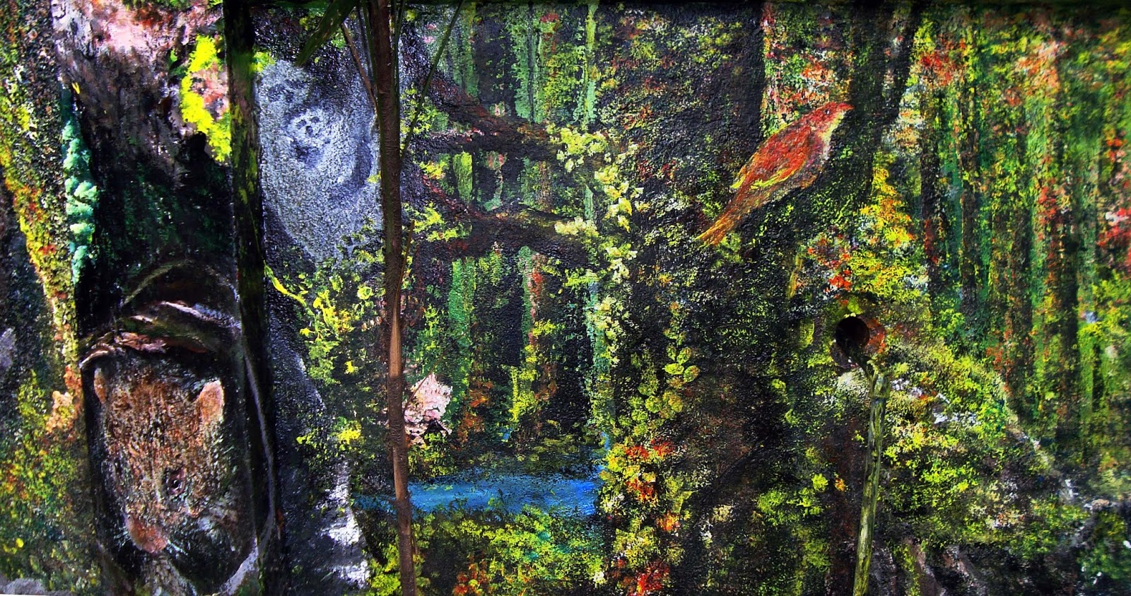 rainforest wall mural www galleryhip com the hippest pics rainforest murals murals your way