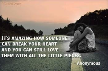 Heartbroken Love Quotes