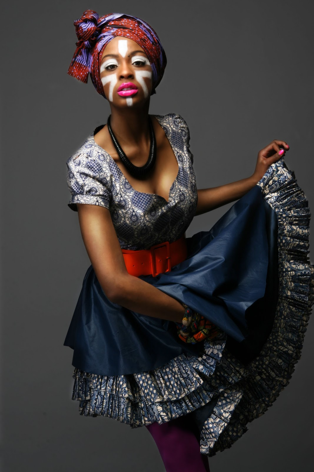 South african fashion model 58