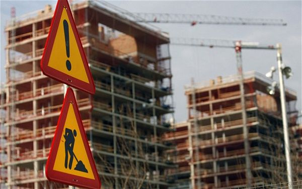 Spanish government says the housing market has 'touched bottom' after falling 30pc since 2008