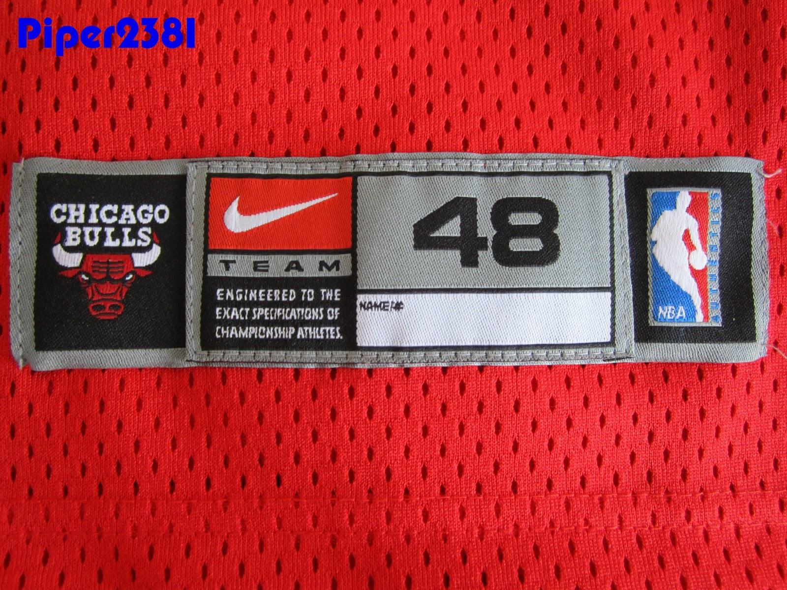 Nike Jordan Jersey Bulls Bulls Jersey Made by Nike