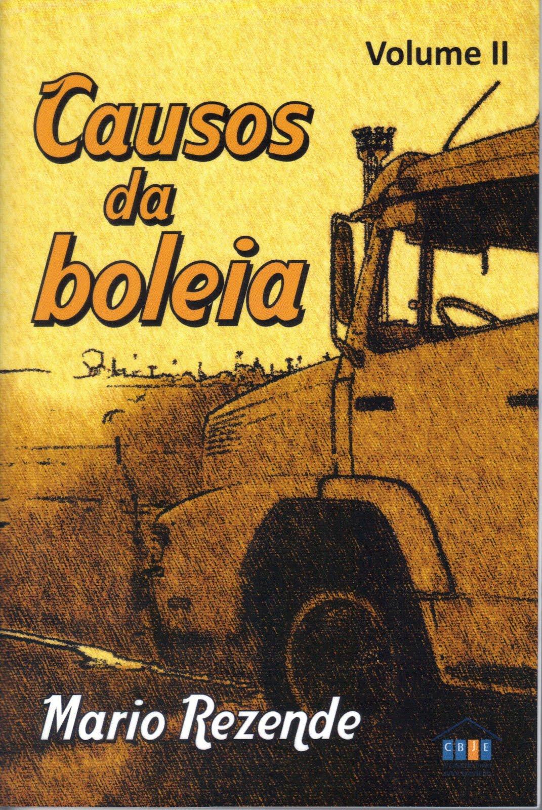 CAUSOS DA BOLEIA VOL. II - MARIO REZENDE
