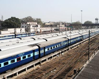 Festival Special Trains 2014 :: Allahabad and Jammu Tawi