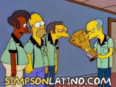 Los Simpson 7x12