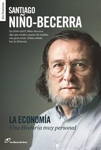 Ranking Semanal: Número 9. La Economía, de Santiago Niño Becerra.