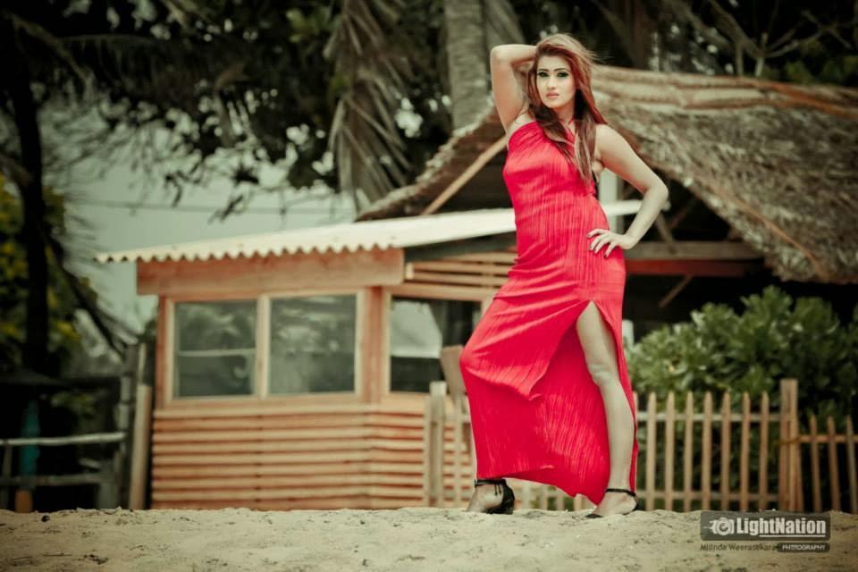 Fallon Michelle red