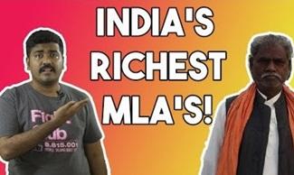 Richest MLA in India   Shocking Facts   Rich Politicians   Kichdy
