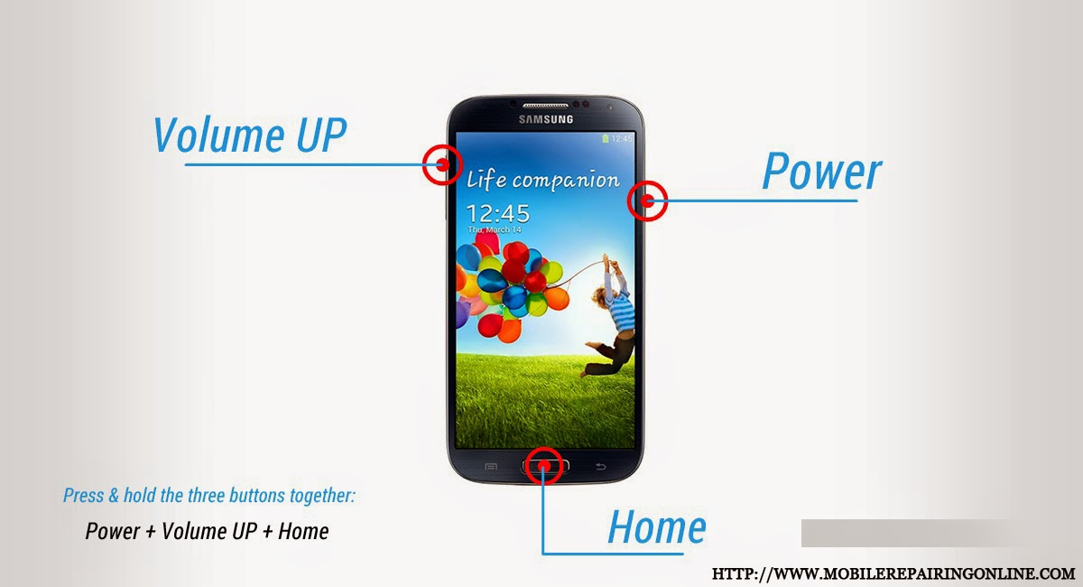 How to Enter Recovery Mode on your New samsung Universe S4
