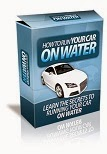 Learn How to Run Your Car on Water