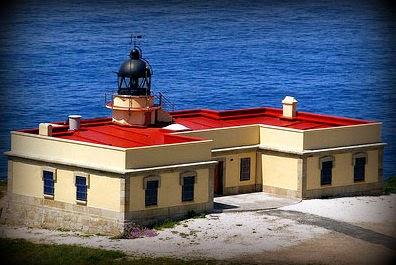 Faro de la Costa Ártabra