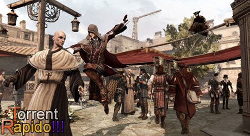 Download Imagem Assassins Creed: Brotherhood PC