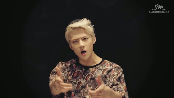 EXO Growl Sehun
