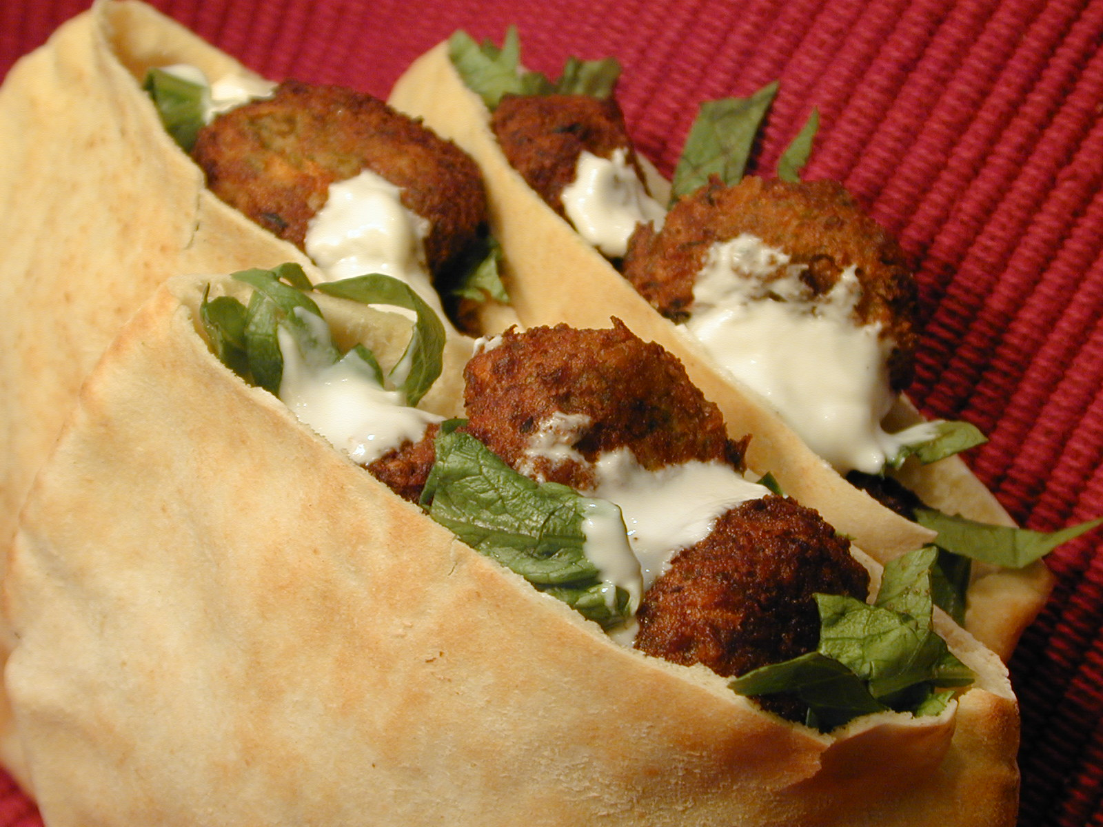 Grits and Groceries: Anthony Stemke: FASCINATING FALAFEL