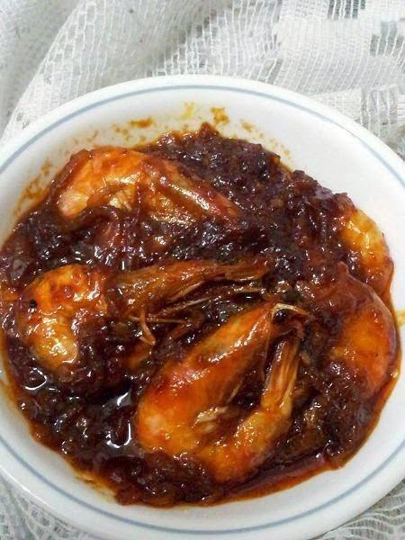 resepi udang masak sambal sedap