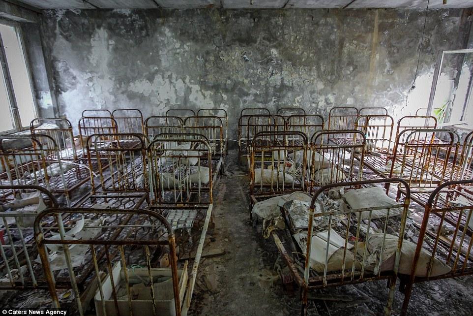Чернобыльская ядерная катастрофа ( 48 фото+текст
