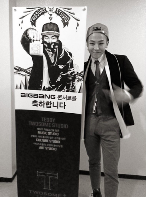 Some G-Dragon Fashion: GD in Thom Browne.
