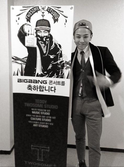 Some G-Dragon Fashion: GD in Thom Browne.