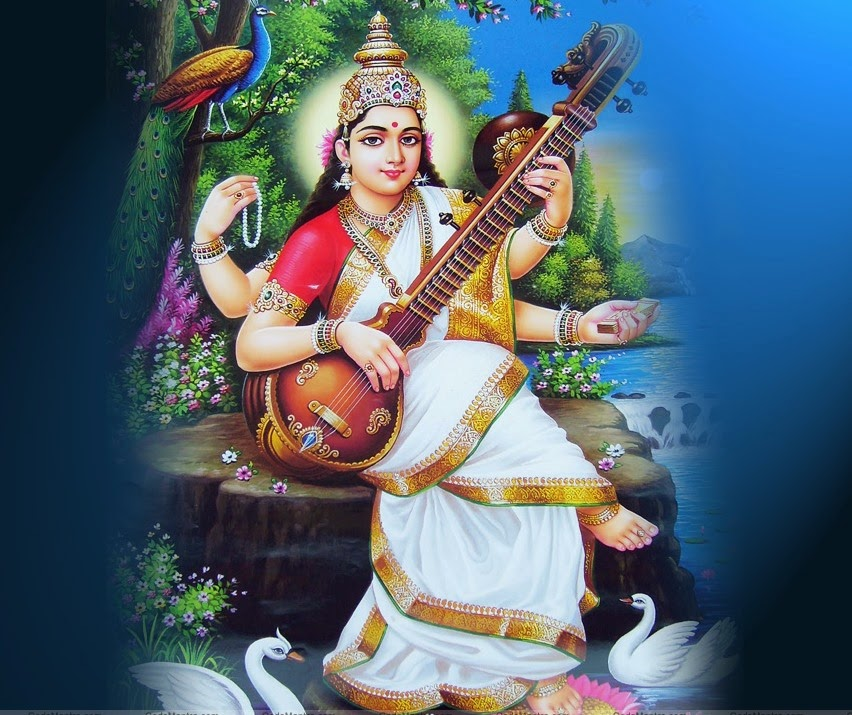 Maa Saraswati Images, Pictures And Hd Wallpapers Collection Latest