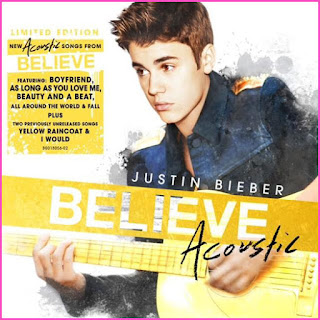 Justin Bieber – Believe Acoustic (2013) download