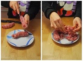 ricetta fagioli salsicce