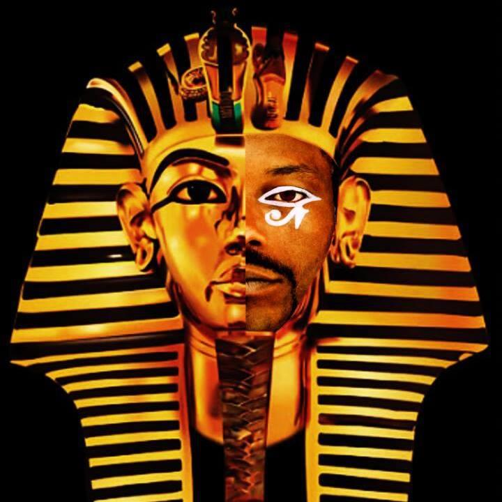 O Faraó desse Reino é...