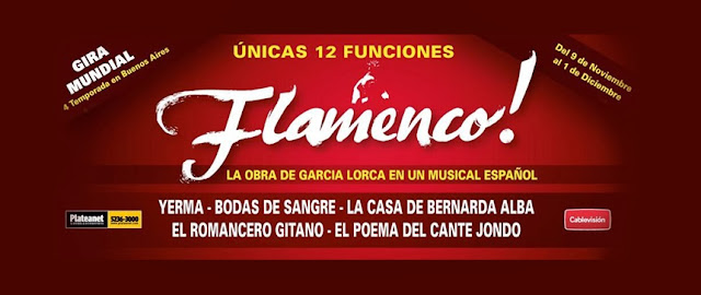 Flamenco, García Lorca