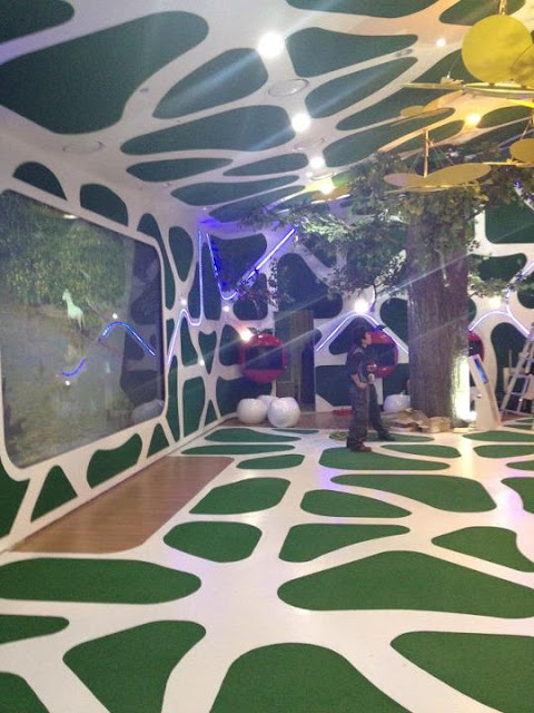 Pavillon de la France - Expo 2012 Yeosu