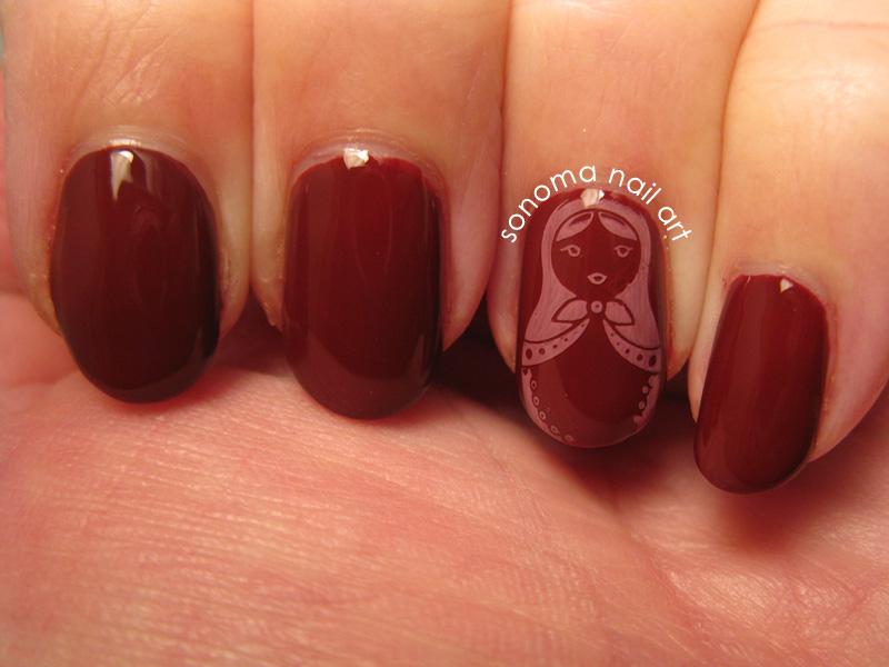Sonoma Nail Art: 2012