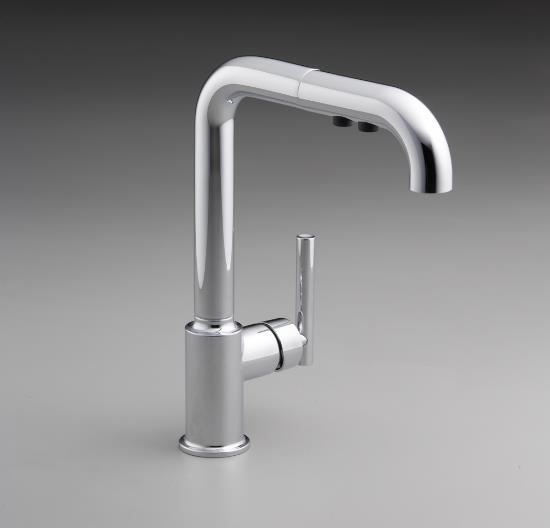 Gio Gio Design: Purist & Stillness Plumbing Fixtures By Kohler