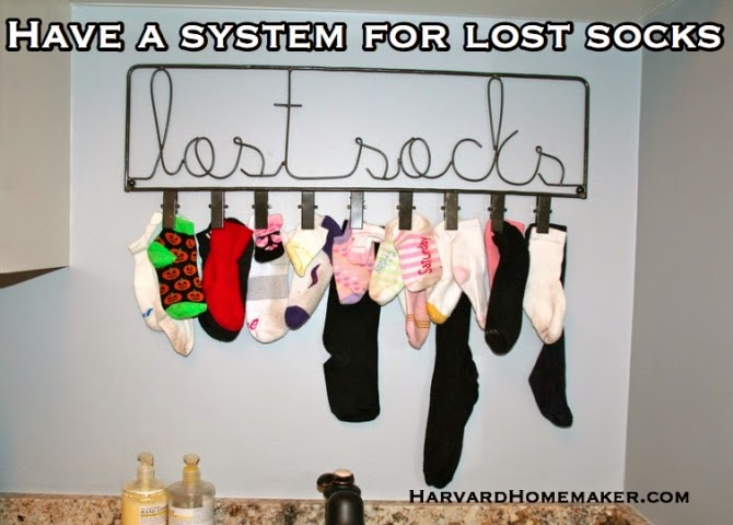 30 Tips to Help Keep Your Laundry from Making You Crazy