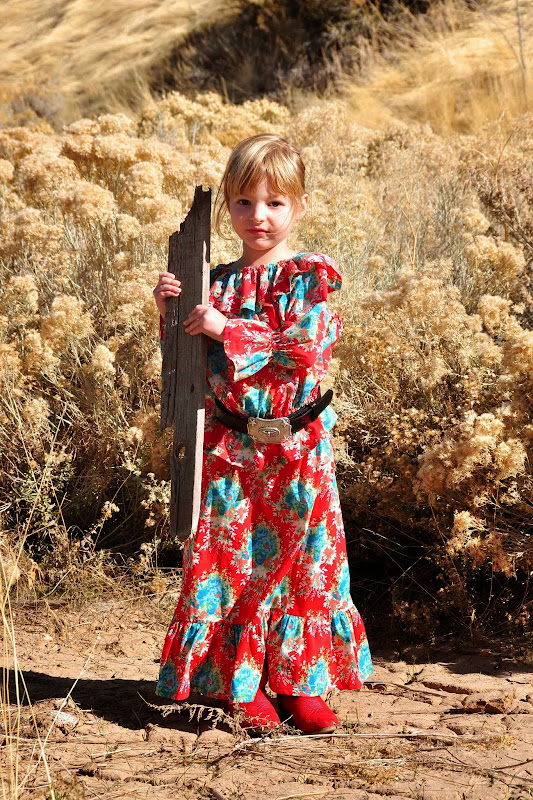 Aesthetic Nest: Sewing: The Prairie Rose Set (Pattern)