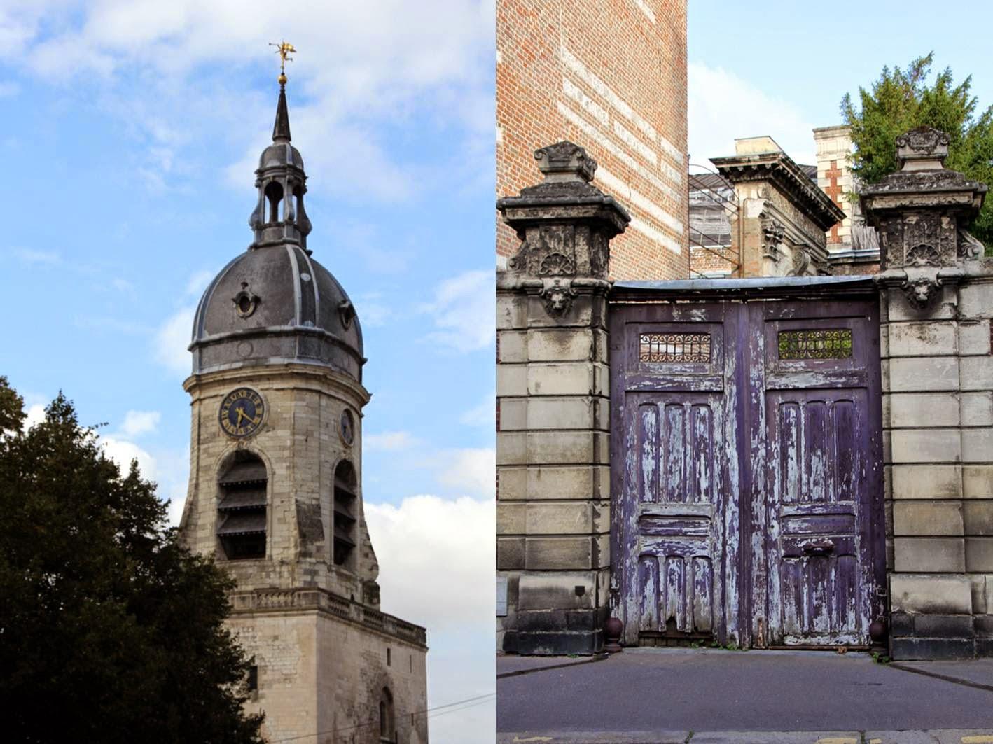 Amiens - quartier Saint-Leu