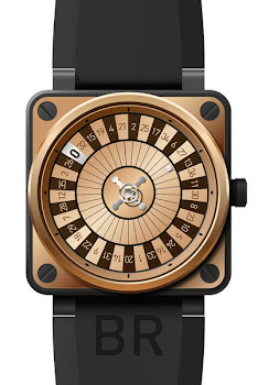 Bell & Ross Casino Roulette Radar, also featuring in the 'Only Watch 2011 Auction'.