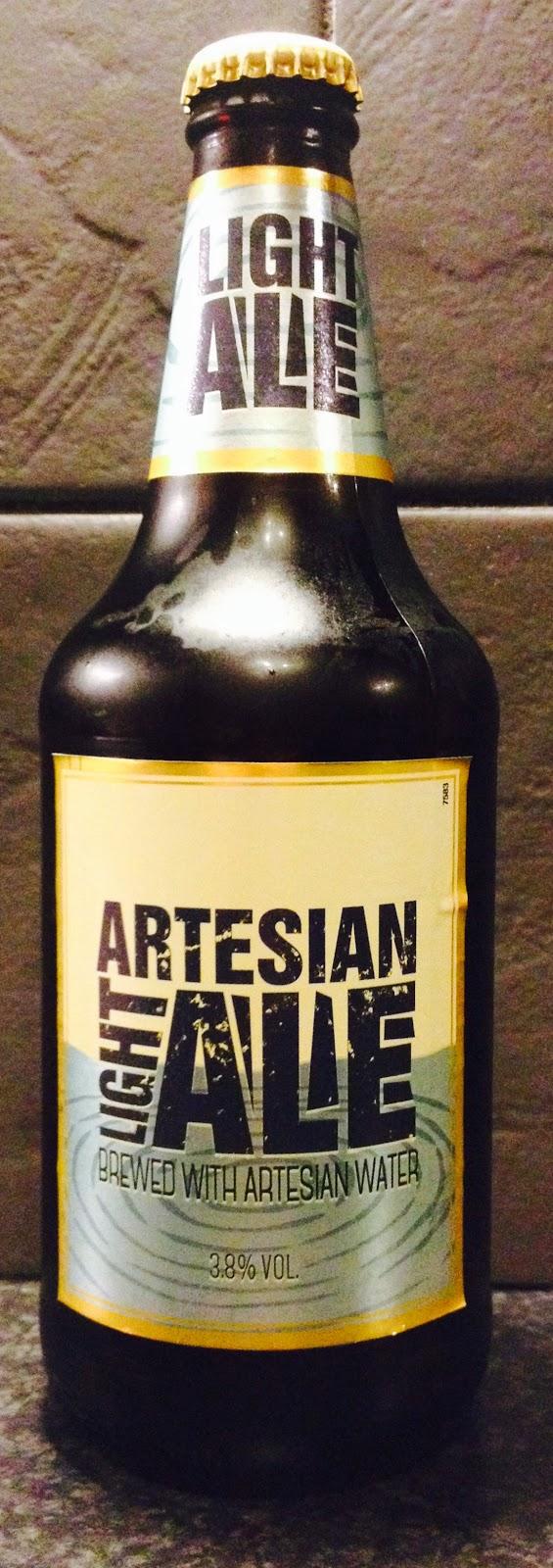 Artesian Light Ale (Shepherd Neame)