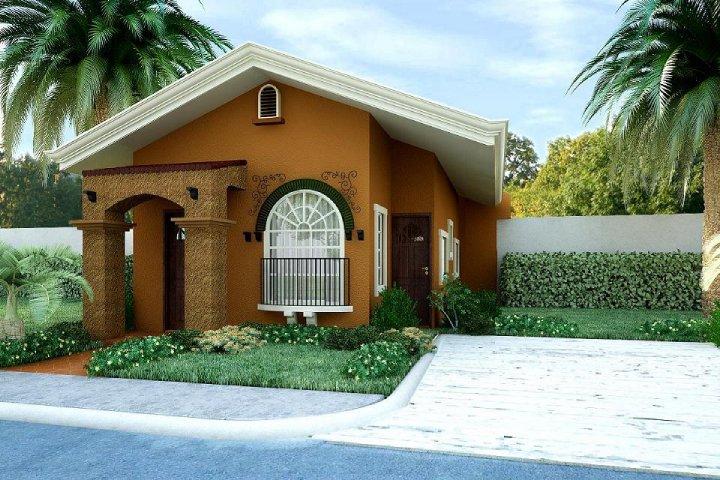 Modelos de casas dise os de casas y fachadas fotos for Disenos de fachadas para casas pequenas