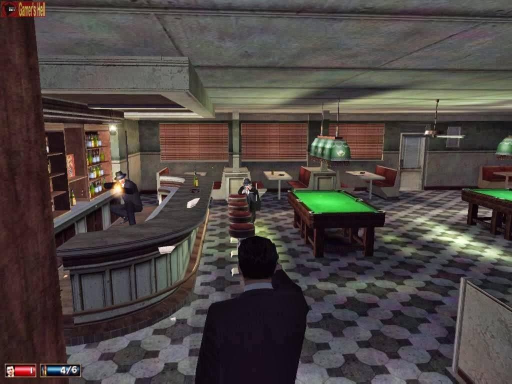 Mafia : lost heaven city