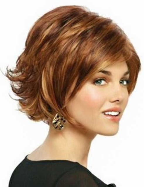 Short Layered Haircuts 2014 – 2015