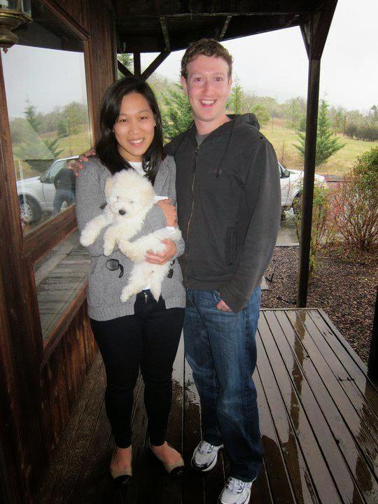 Beast Zuckerberg - Mark and Priscilla Zuckerbergs Dog