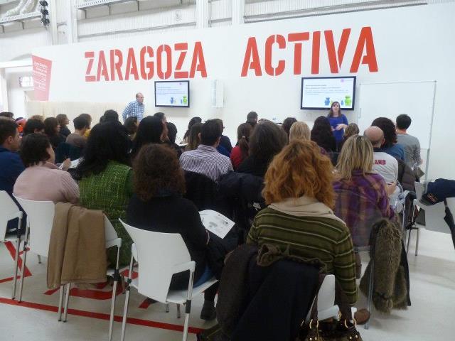 Hacia el empleo abril 2013 - Talleres zaragoza ...