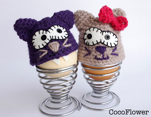 wool cat egg warmer