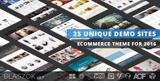 Blaszok - Multi-Purpose Responsive Theme - eCommerce WooCommerce