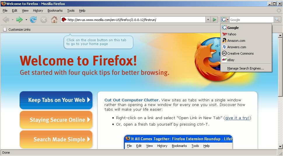 Mozilla Firefox Latest Version For Windows Xp