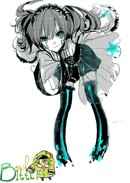 Render Ene Kagerou PROJECT