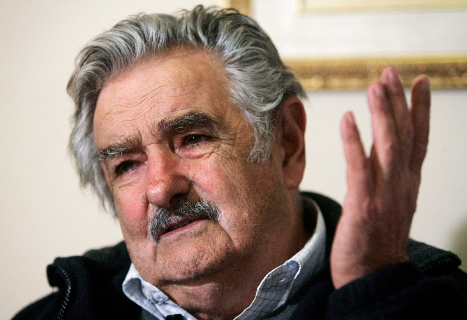 Jose Mujica president of Uruguay by Lt Blak